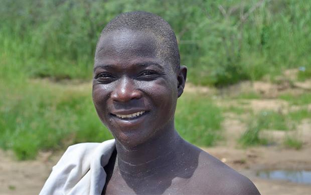 アフリカ マラウイ ファブリック