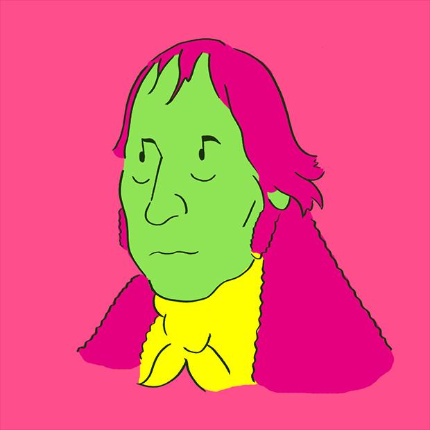 "Georg Wilhelm Friedrich Hegel ""We learn from history that we do not learn from history."" ヘーゲル「我々が歴史から学ぶことは、人間は決して歴史から学ばないということだ」"