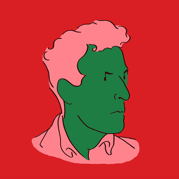 "Ludwig Wittgenstein ""The limits of my language means the limits of my world."" ヴィトゲンシュタイン「私の言語の限界が私の世界の限界である」"