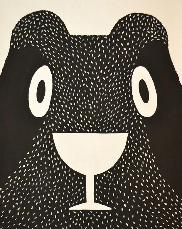 Hiroshi Masuda works illustration painting art